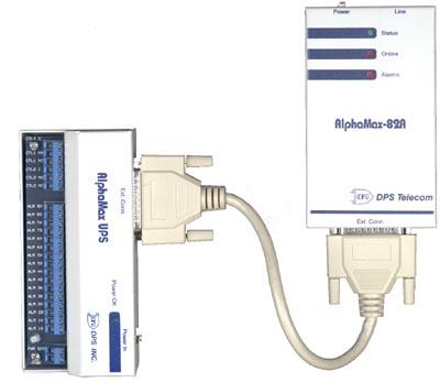 نمونه ای از رابط های کامپیوتری دستگاه یو پی اس