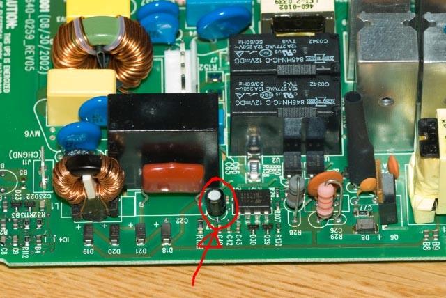 دستگاه یو پی اس apc rs 500