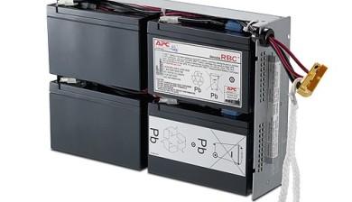 تست باتری یو پی اس apc