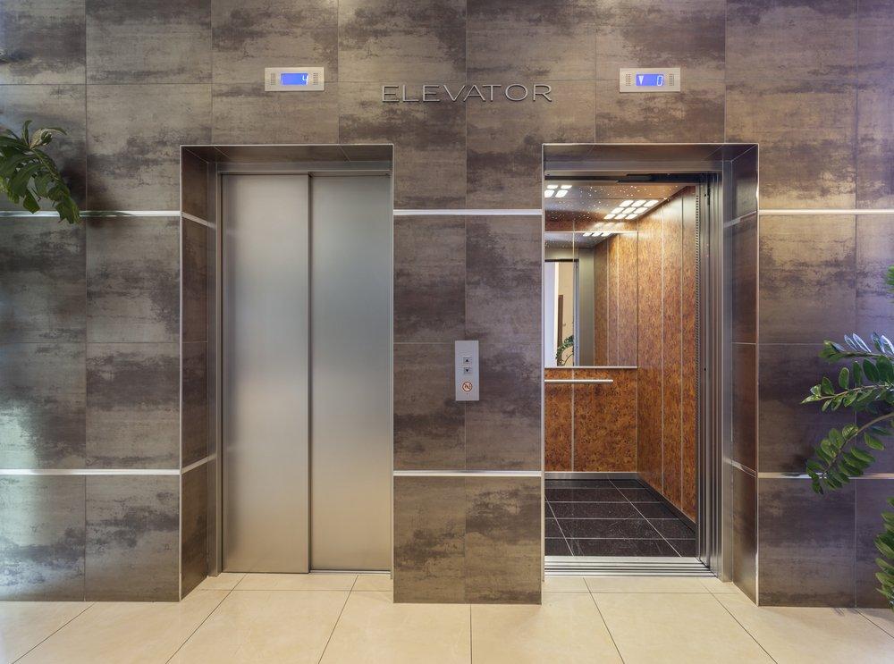 یو پی اس آسانسور
